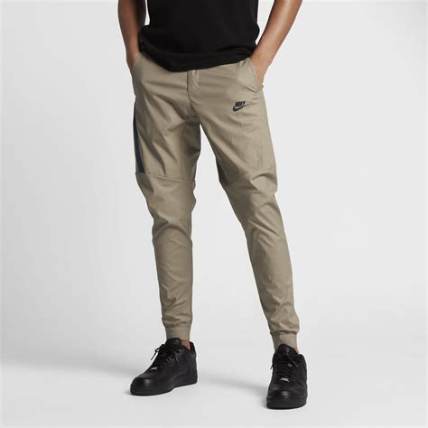 As Nike Bonded Woven Pant nike sportswear bonded jogger mens clothing from cooshti