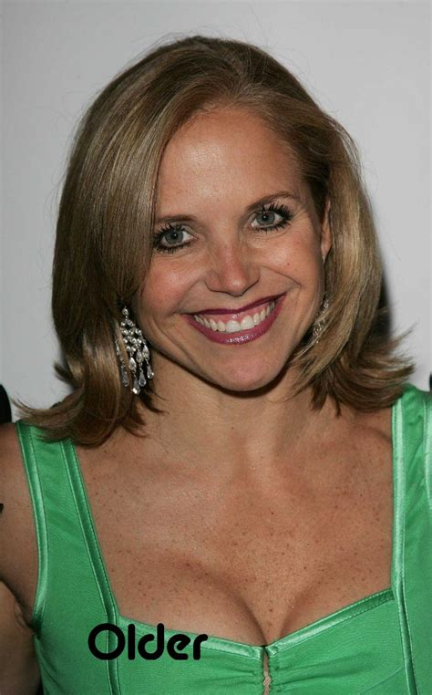 katie couric recent photos celebrity cosmetic surgery may 2006