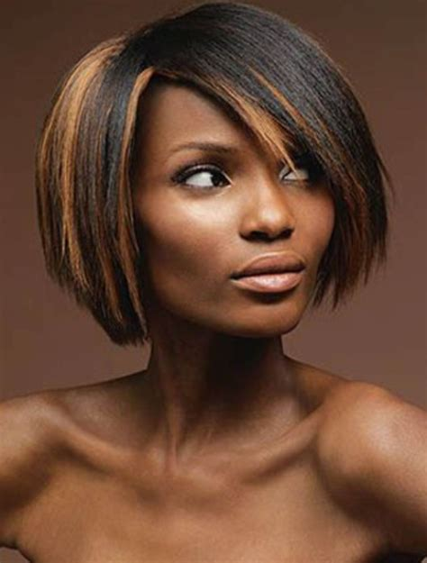 bob hairstyles afro hair 15 trendy african american short hairstyles
