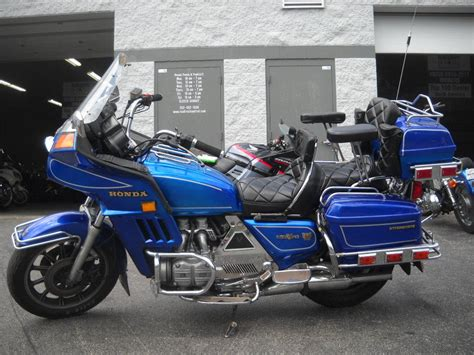 honda gl 1983 honda gl 1100 gold wing pics specs and information