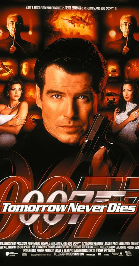 best james bond film imdb tomorrow never dies 1997 imdb