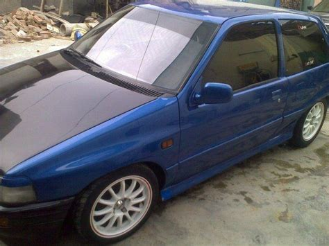 modified daihatsu charade modified charade 88 gtti two door for sale lhr cars