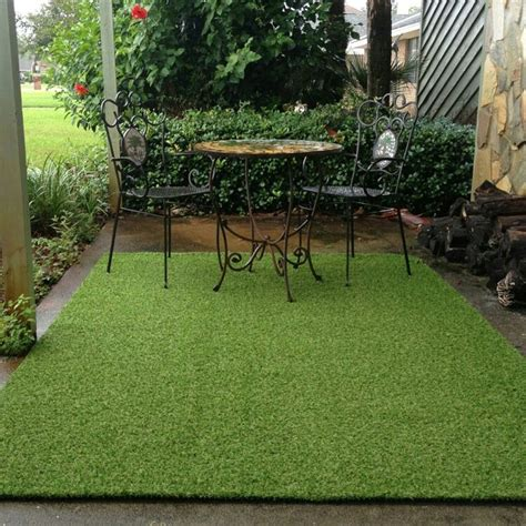 Artificial Grass Rug For Patio by Best 20 Grass Rug Ideas On Artificial
