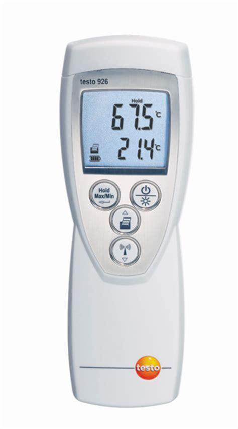 testo termometri testo 926 termometro per alimenti testoitalia it