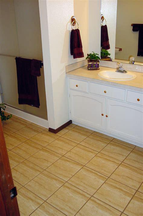 wood floor concrete basement common kitchen paint