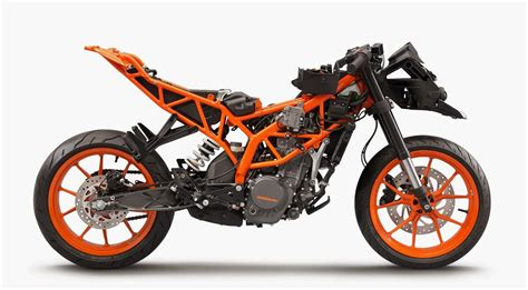 ktm rc 200 price in india ktm rc 125 200 390 30 high resolution photos released