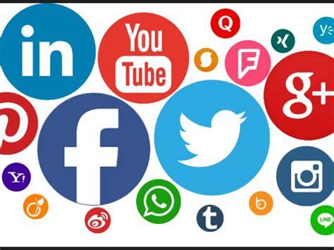 imagenes de redes sociales populares ranking de las redes sociales m 225 s utilizadas por las