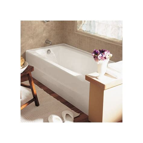 American Standard Cast Iron Bathtub faucet 2696 202 020 in white by american standard