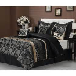 King Size Bed Sets Walmart Mollybee 7 Bedding Comforter Set Walmart
