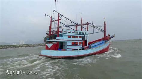 boat sales thailand fishing boat in pranburi thailand hua hin sea discovery