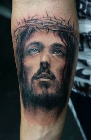 christian tattoo artists jesus by darwin enriquez religious tattoos