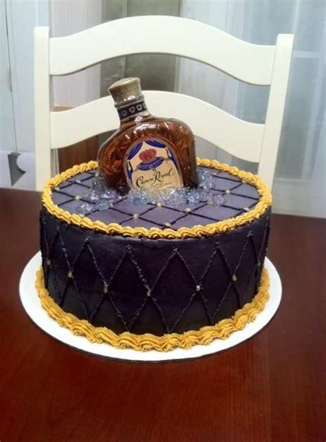 birthday cake best 25 crown royal cake ideas on