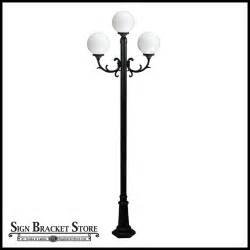 street lights street lamps and lighted post fixtures