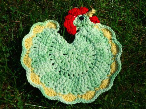 where in the bronx can i get crochet braids my crocheted henrietta chicken potholder using cotton yarn