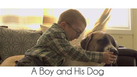 a and his boy a boy and his