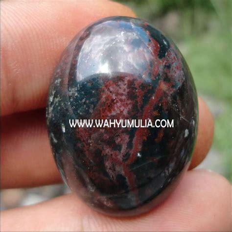 Batu Akik Nagasui Bloodstone 15 batu nagasui bloodstone kode 171 wahyu mulia