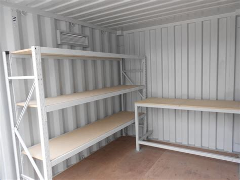 Shelf Containers by Containers With Shelving Abc Containers Perth