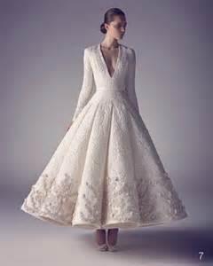25 best ideas about tea length wedding dresses on