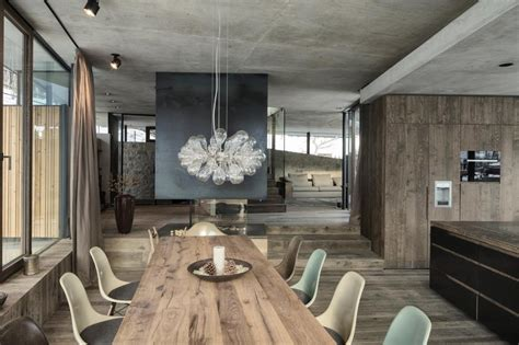 Austrian Interior Design by Country House Austrian Chalet With Amazing Interior Made