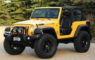 Pictures Of Jeep Wranglers Jeep Readies Concepts For Moab Trek Thedetroitbureau