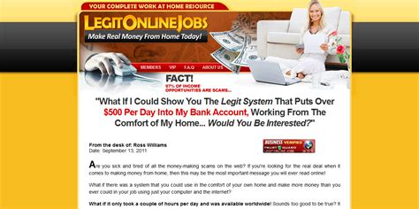 Legitimate Online Money Making Opportunities - legit online jobs make money from home today autos post