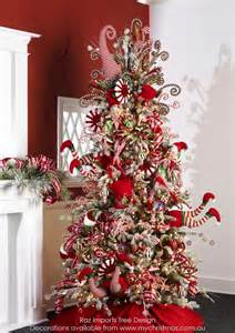 tree theme ideas raz imports christmas tree theme for 2015 peppermint toy get a freedom and choose how to work