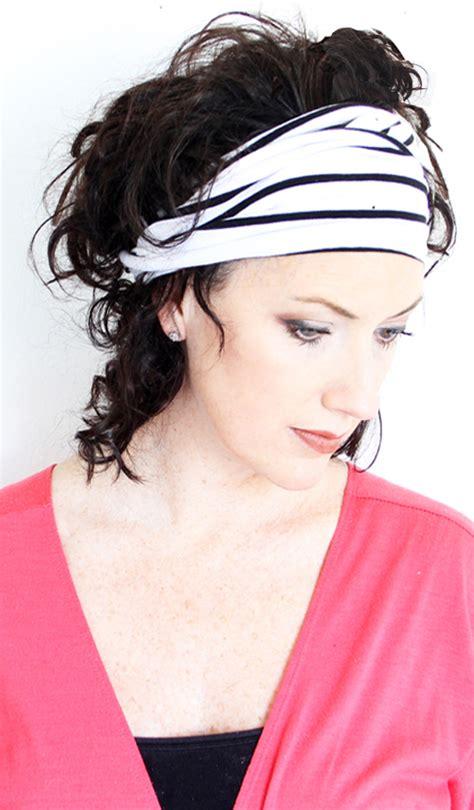 headband styler tutorial alisaburke fashion friday turban headbands