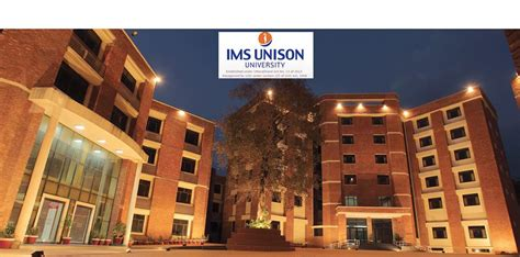 Ims Dehradun Fee Structure For Mba by Fees Structure And Courses Of Ims Unison Iuu