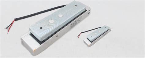 Glass Door Electric Lock Automatic Door Lock Electromagnetic Magnetic Lock Glass Door Electromagnetic Lock Set Electric Lock