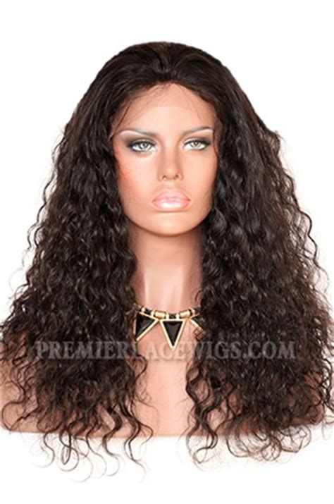 brazilian human hair halle hw 234 indian remy human hair brazilian curl glueless full lace