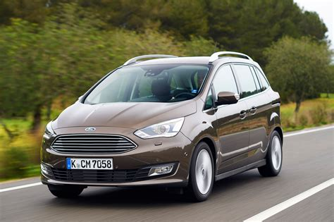 Ford Grand C Max Abmessungen by New Ford Grand C Max 2015 Review Auto Express