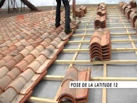 Comment Poser Des Tuiles Canal Sur Liteaux by Mise En œuvre De La Latitude 12