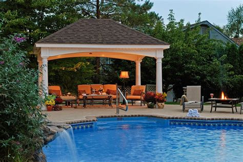 pool gazebo plans hardtop gazebo with mosquito netting best hard top
