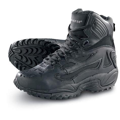 s converse 174 waterproof duty boots black 112248