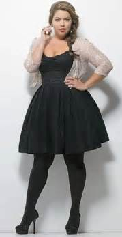 Plus size little black dresses on 2015 hairstyles for larger women