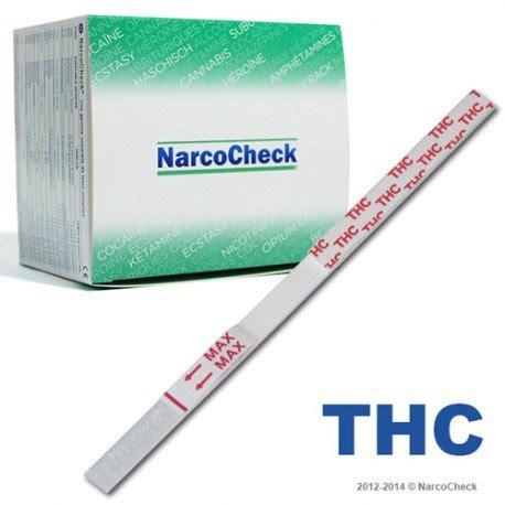 test urine thc thc urine test narcocheck
