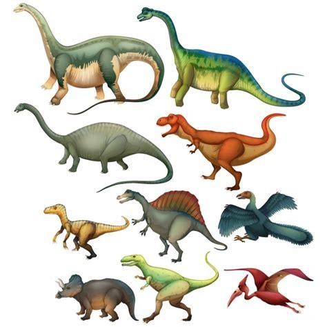 dinosaur painting free colecci 243 n de dinosaurios a color descargar vectores premium