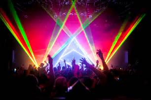 midnight conspiracy laser light show heavy bass