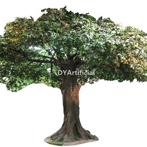 outdoor tree 3 5m artificial green ficus tree the wall dongyi