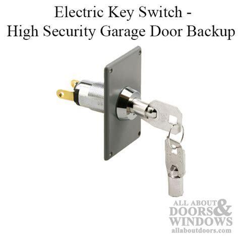 Electric Garage Door Key Switch Wageuzi Electric Garage Door Switch