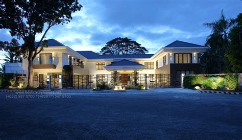 the price of luxury a mansion house philippines modern house
