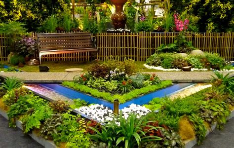 Flower Garden Design Pictures Garden Flower Landscaping Ideas Landscaping Gardening Ideas