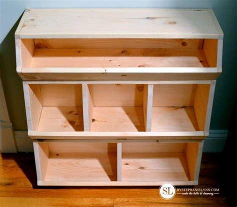 Diy Wooden Storage Box White best 25 wooden storage bins ideas on storage