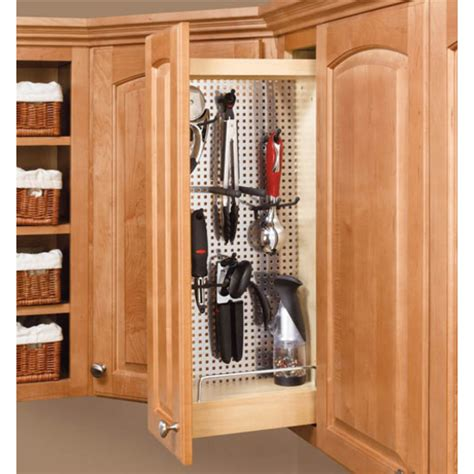 kitchen pull out cabinets rev a shelf kitchen upper wall cabinet pull out organizer