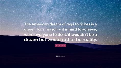 Rags Rather Than Riches Kenzies Rags To Riches Tote Is On Sale by Robert Fulton Quotes 2 Wallpapers Quotefancy