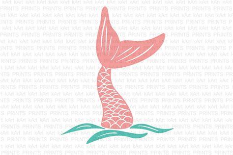 Instan 2 Faces Laser Cutting Qoral mermaid svg drown mermaid ta design bundles