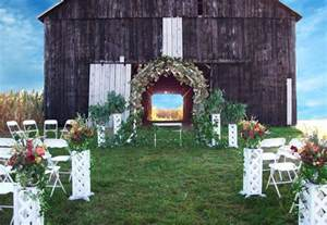 outside ideas outdoor wedding venue decoration ideas the wondrous pics