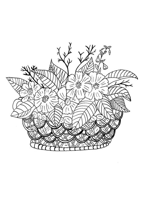 flower crown coloring page top 6413 ideas about para colorear on pinterest dovers