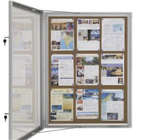 vitrine affichage administratif obligatoire entreprise tableau panneaux affichage accessoires