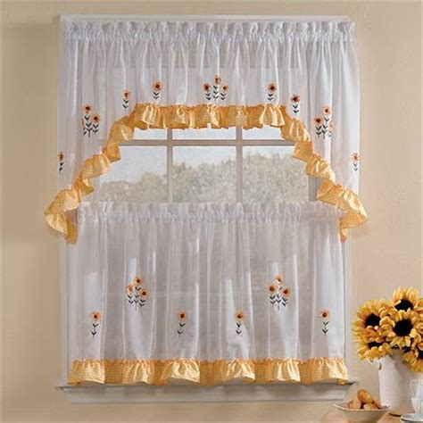 july 4th deals kitchen curtains give a modern look to
